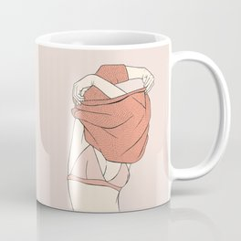 Sweater Struggles Coffee Mug
