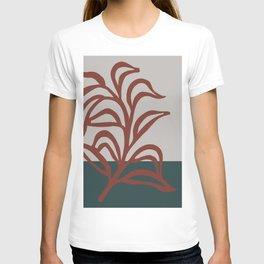 Big leaf 3 new colour art  T-shirt