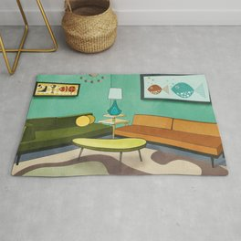 The Room 1962 Rug