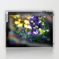wildflowers / nature, flora, still life,  Laptop & iPad Skin