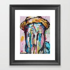 Dr. Sole Framed Art Print