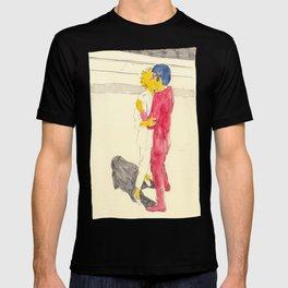 Lisa/kei/milhouse/kaneda - Bartkira T-shirt