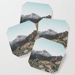 Italian Dolomites II Coaster