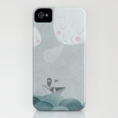 Blowing by the Wind iPhone (4, 4s) Slim Case