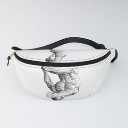 Falling From Heaven NOODDOODs Fanny Pack