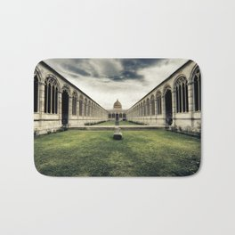 Monumental Cemetery of Pisa Bath Mat