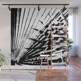Spiked Palm Wall Mural