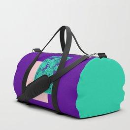Neon Aeonium #society6 #succulent Duffle Bag