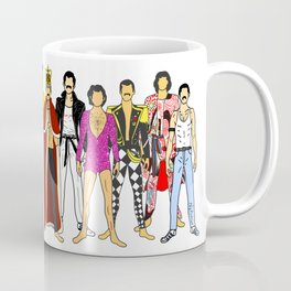 Planet Mercury Coffee Mug