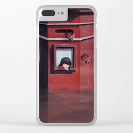 Home is... Clear iPhone Case