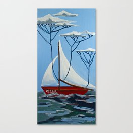 vessel Canvas Print