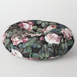 NIGHT FOREST XX Floor Pillow