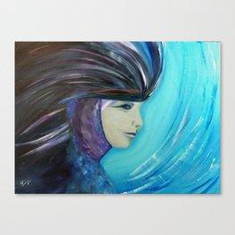 SHE Warrior Canvas Print