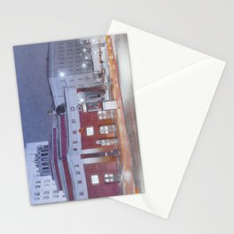 Old Arbat. Moscow Stationery Cards