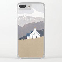 Wilder Clear iPhone Case