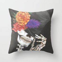 Going to the Chapel I Throw Pillow