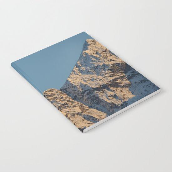 Moon Over Pioneer Peak - II Notebook