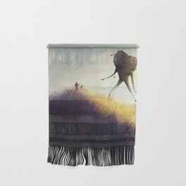 The Earth Giants Wall Hanging