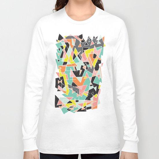 ABSTRACT 3 Long Sleeve T-shirt