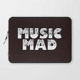 MUSIC MAD Laptop Sleeve