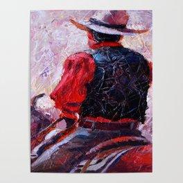 Cowboy # 2 Poster