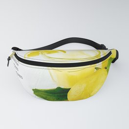 Lemonade And Vodka Fanny Pack