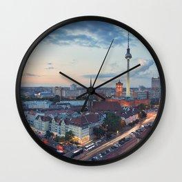 Berlin Classic Wall Clock