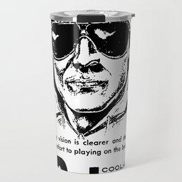 Unabomber Travel Mug