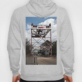 Le Pont de Pont Breaux (The Bridge of Breaux Bridge) Hoody