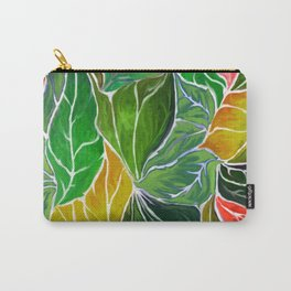 Dancing leaves Carry-All Pouch
