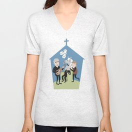 My lovely horse Unisex V-Neck