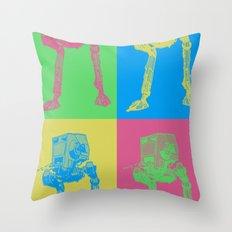 Star Wars: Pop Art AT-ST Throw Pillow