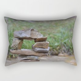 Hollow Rectangular Pillow