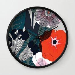 C505 Wall Clock