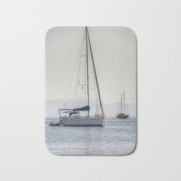 The Relaxation Yacht Bath Mat