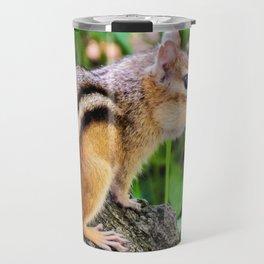 A Chipmunk Travel Mug