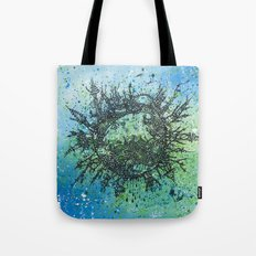 the planet shades Tote Bag