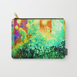 splattering a digital copy Carry-All Pouch