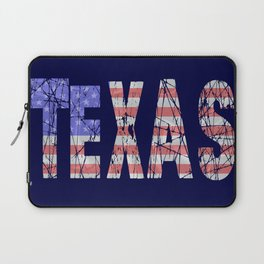 USA Stars and Stripes Flag Laptop Sleeve