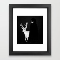 Absentia Framed Art Print