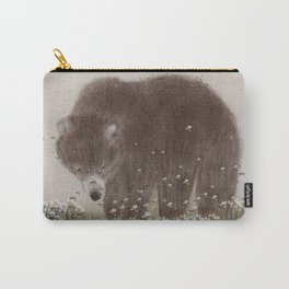 The flight of the bumble bee Carry-All Pouch