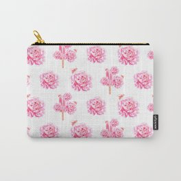 Rose Pop Carry-All Pouch