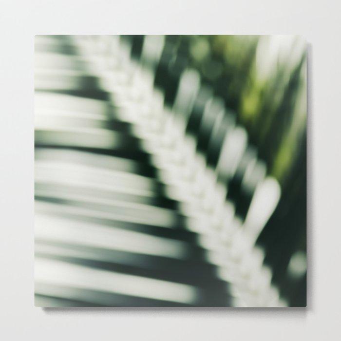 palm impressions Metal Print