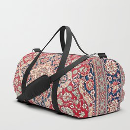 Mohtashem Kashan Central Persian Rug Print Duffle Bag