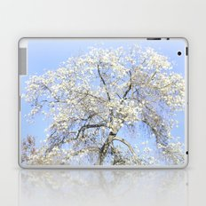 blooming tree Laptop & iPad Skin