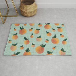 Country Clementines Rug