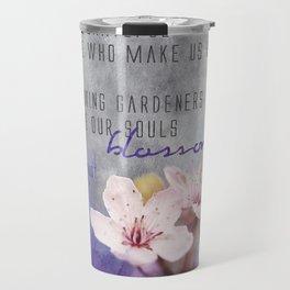 Our Charming Gardeners Travel Mug