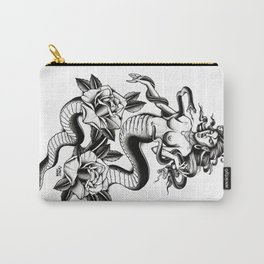 Naga - TATTOO Carry-All Pouch