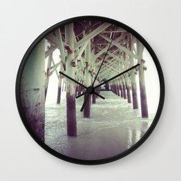 North Myrtle Peir Wall Clock