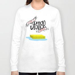 Like a Sponge I Soaked Long Sleeve T-shirt